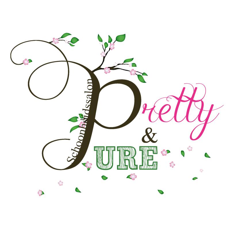 Portfolio Pretty and Pure logo Mint Multimedia